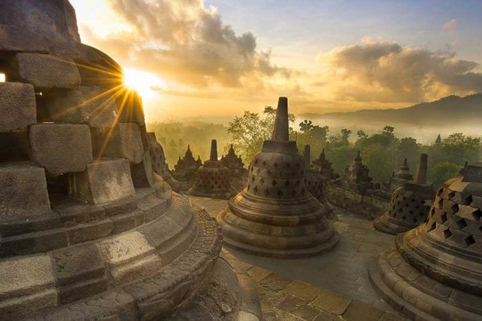 Une Journée à Jogyakarta: Prambanan – Borobudur – Kraton Jogyakarta