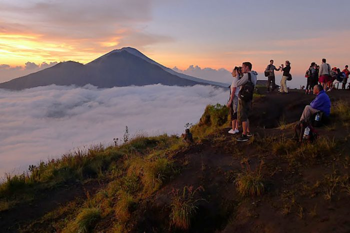 Ascension du mont Batur